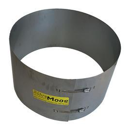 Adapter zu AWAschacht, Chromstahl-Ring