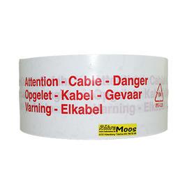 """Warnband """"Achtung Leitung / Kabel"""""""