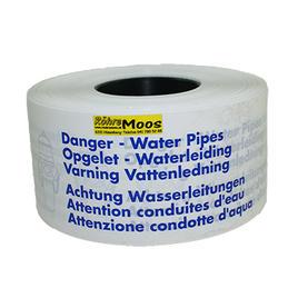 """Warnband """"Achtung Wasserleitung"""""""